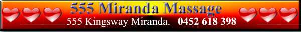 555 Miranda Massage - Daily roster for next few days. No replies or comments PLS.