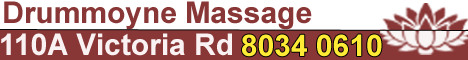 Drummoyne Massage